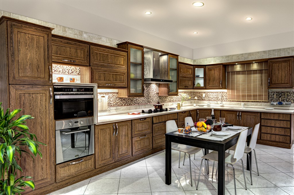 Aluminum kitchens